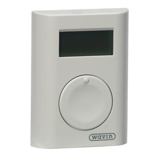 Hep2o Programmable Room Thermostat By Wavin
