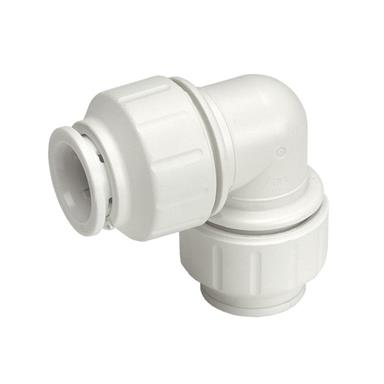 SPEEDFIT Equal Elbow 15mm White, PEM0315W