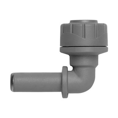 PB1010 POLYPLUMB 10MM 90 DEGREE SPIGOT ELBOW