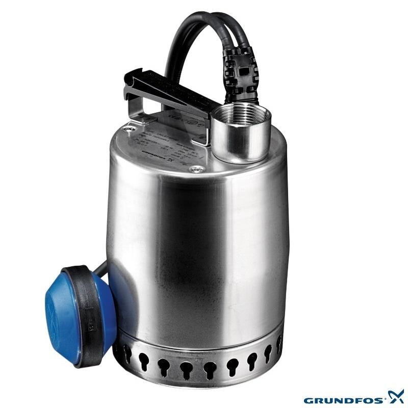 Grundfos unilift kp 150 a 1 submersible drainage pump - Pompe vide cave pour piscine ...