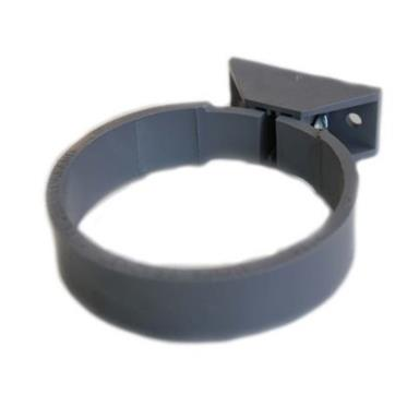 SC34 82MM POLYPIPE PIPE CLIP GREY