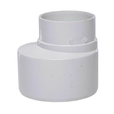 SD46 110MMx68MM POLYPIPE REDUCER GREY