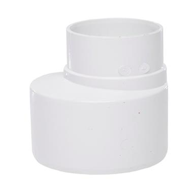 SD46 110MMx68MM POLYPIPE REDUCER WHITE