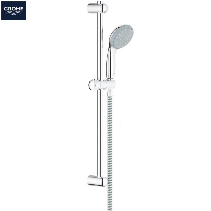 grohe new tempesta 100 electric shower white. Black Bedroom Furniture Sets. Home Design Ideas