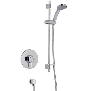 MIRA Element Thermostatic BIV Sequential Mixer Shower Kit Chrome 1.1656.002