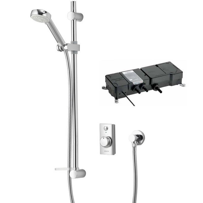 Aqualisa Visage Concealed Digital Shower Kit Lp Gravity