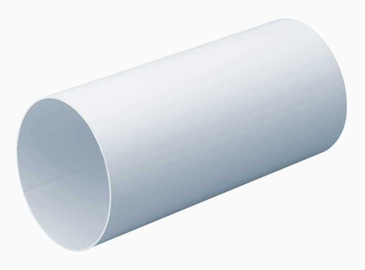 Manrose 125mm Round Ducting Pipe 350mm
