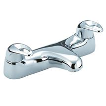 BRISTAN Java Deck Mounted Bath Filler/Mixer Lever Handles Chrome Plated J BF C