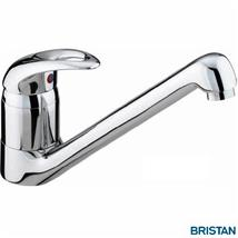 BRISTAN Java Single Lever Single Flow Monobloc Sink Mixer Chrome Plated J SFSNK C