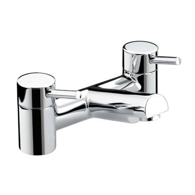 BRISTAN Prism Deck Mounted Bath Filler/Mixer Lever Handles Chrome Plated PM BF C