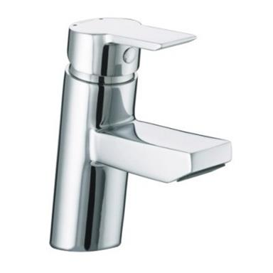 BRISTAN Pisa Single Lever Basin Mixer w/ Clicker Waste Chrome Plated PS BAS C