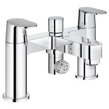 GROHE Eurosmart Cosmo Deck Mounted Bath/Shower Mixer Low/High Pressure 25129 000