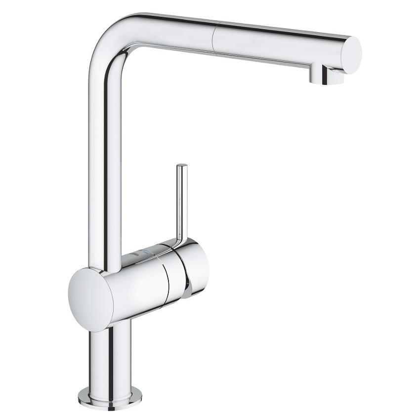 Kitchen Sink Monobloc Taps