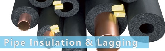 Pipe Insulation and Lagging