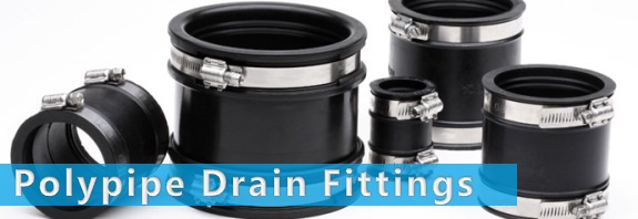 Polypipe Flexible Drainage Fittings