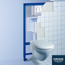 GROHE Toilet Cisterns and Fittings