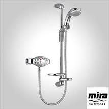 Mira Exposed Mixer Showers