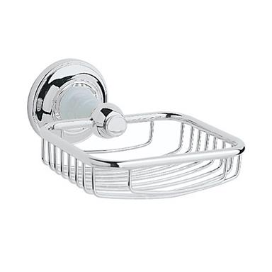Heritage Clifton Soap Basket Chrome Plated, ACC14