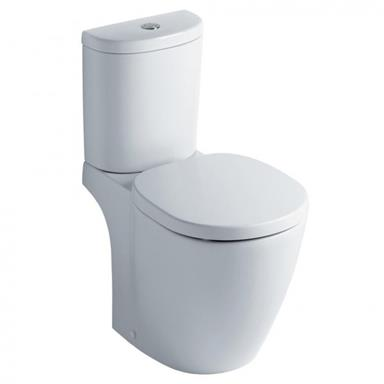 IDEAL STANDARD Concept Arc Close Coupled WC Set E787101 + E786001