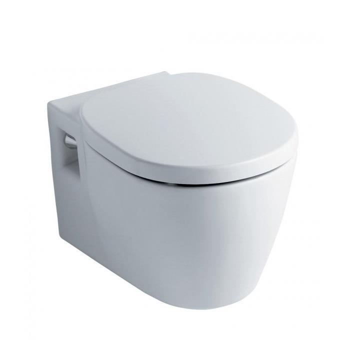 ideal standard concept wall hung wc set e785001 e791801. Black Bedroom Furniture Sets. Home Design Ideas