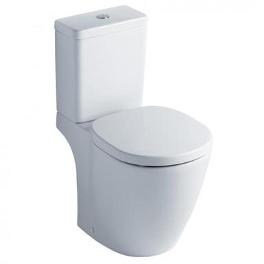 IDEAL STANDARD Concept Cube Close Coupled WC Set E787101 + E785901