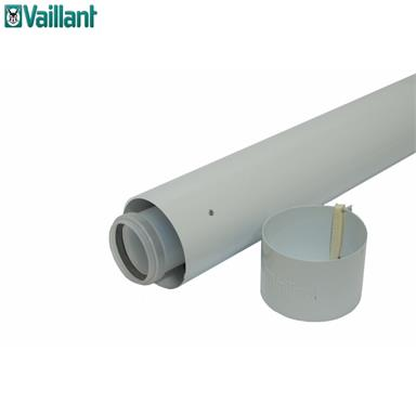 303906 ECOTEC 60/100 440MM-690MM TELESCOPIC FLUE EXTENSION