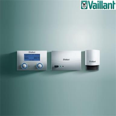 0020028526 VRC430F VAILLANT RF DIGITAL WEATHER COMPENSATOR