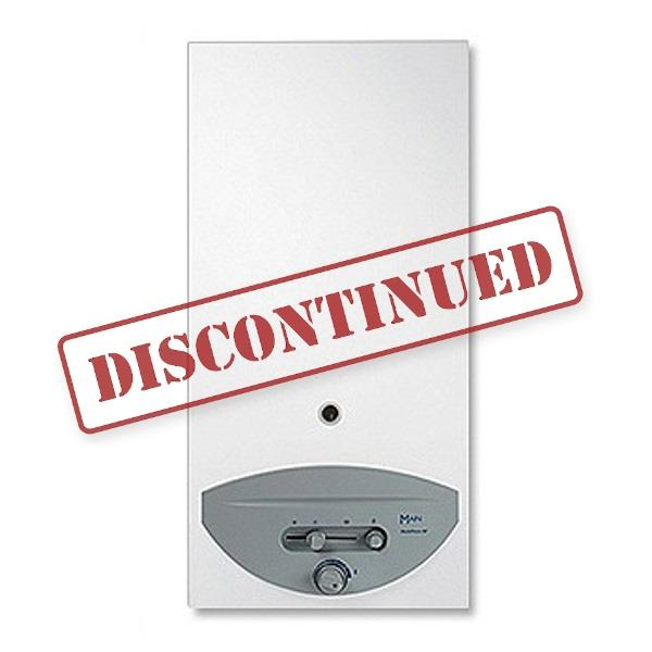 Main Multipoint Bf Balanced Flue Gas Water Heater Only