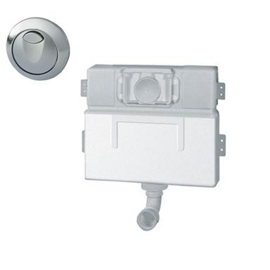 GROHE Eau2 Dual Flush Concealed WC Cistern 0.82m 38691 000