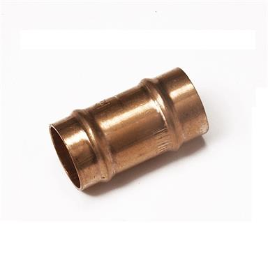 SR1 SOLDER RING STRAIGHT COUPLING 15MM