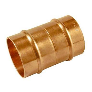 SR1 SOLDER RING STRAIGHT COUPLING 35MM