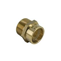 SR3 SOLDER RING STRAIGHT MALE CONNECTOR 15MMx1/2''