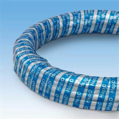 HXX100/15W HEP2O 100 METRE WHITE 15MM BARRIER COILED PIPE