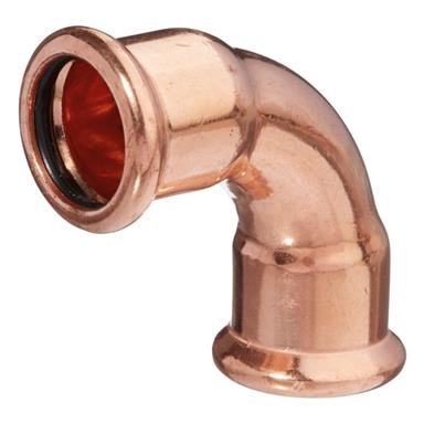 M-Press Copper 15mm 90DEG Elbow