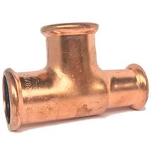 M-Press Copper 22x15x22mm Reducing Tee