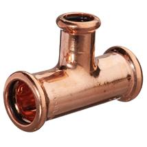 M-Press Copper 28x28x22mm Reducing Tee