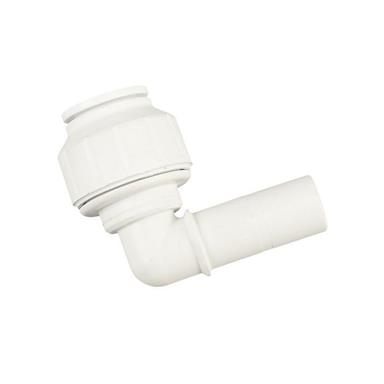SPEEDFIT Stem Elbow 10mm White, PEM221010W