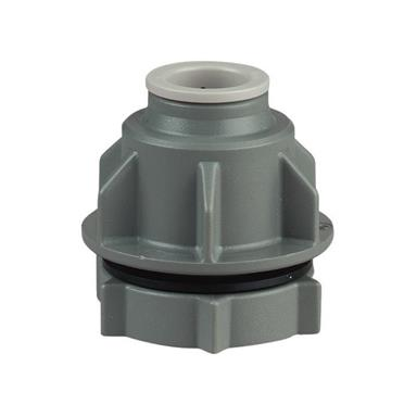 SPEEDFIT Tank Connector 22mm Grey, CM0722S