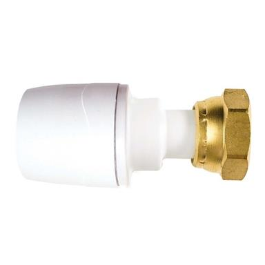 MAX71534 Polymax Straight Tap Connector 15mmx3/4""
