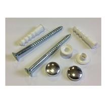 FXC1 WC PAN FIXING SETS CHROME