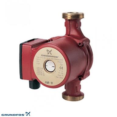 GRUNDFOS UPS 15-50 N 130 Hot Water Service Pump, 97549426