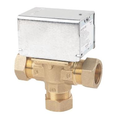 V4073A1088 28MM HONEYWELL MOTORISED MID-POSITION VALVE