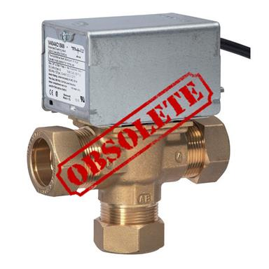V4044C1569 28MM HONEYWELL MOTORISED DIVERTER VALVE