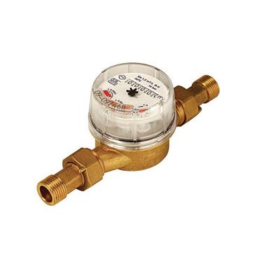 "ALTECNIC USF Cold Water Meter 1/2"", Super Dry Dial Single Jet GG-3003F13"