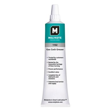 DOW CORNING Molykote 1102 Gas Cock Grease, 50g tube 10395