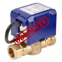 SBMV28 28MM SALUS 2 PORT MOTORISED VALVE
