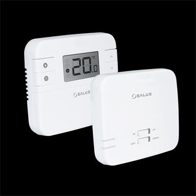 SALUS Wireless Digital Room Thermostat, RT310RF