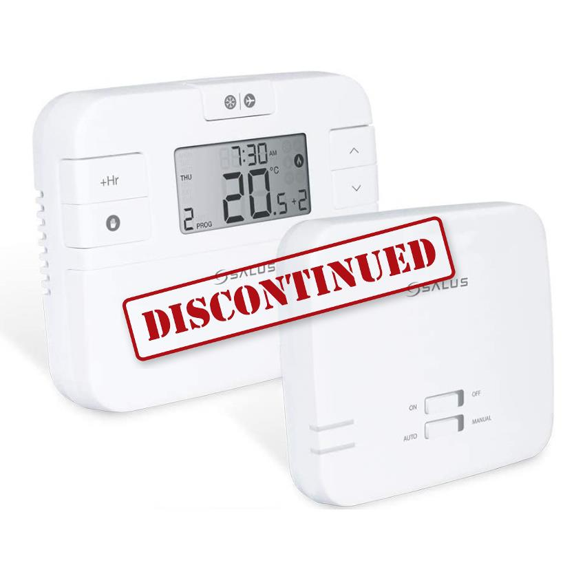 salus wireless programmable room thermostat rt510rf. Black Bedroom Furniture Sets. Home Design Ideas