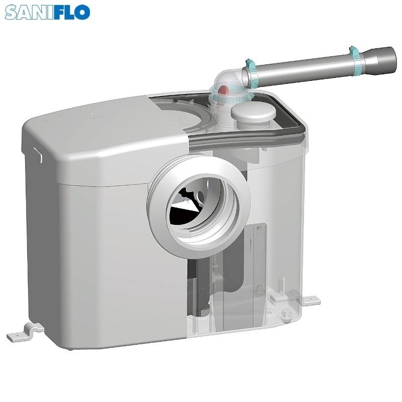 Saniflo Domestic Macerator Wc Only 1001