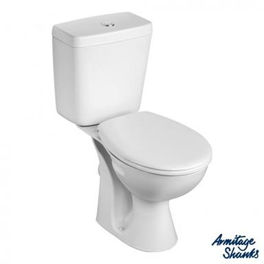 ARMITAGE SHANKS Sandringham21 'Toilet To Go' Boxed WC Pack S049901